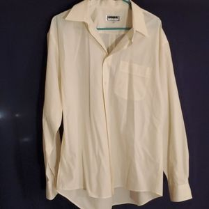 Yves Saint Laurent Button Down Dress Shirt
